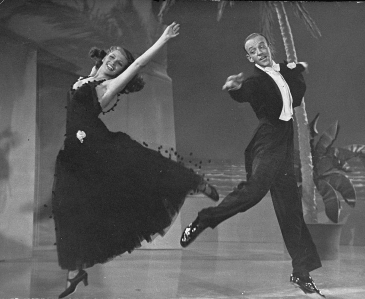 Astaire Hayworth