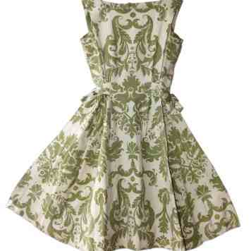 sound of music dress